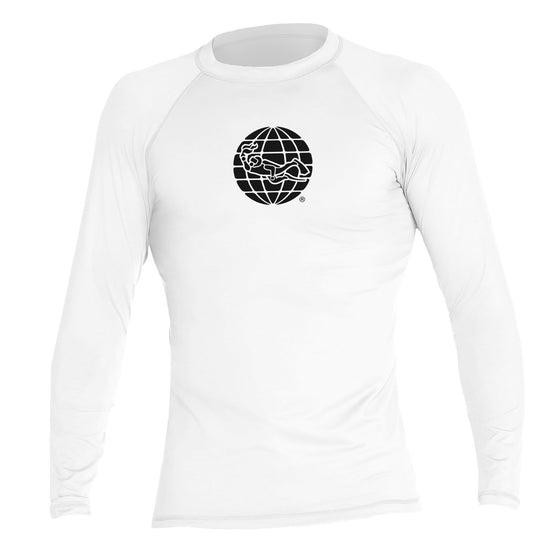 Rash Guard - PADI Globe Men's Rashguard