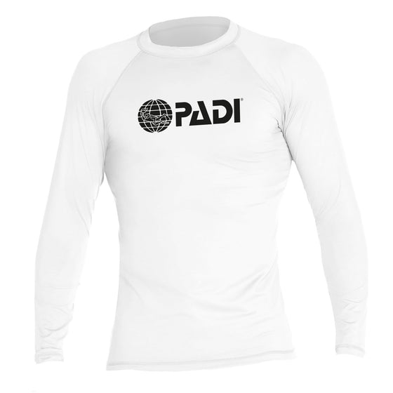 Rash Guard - PADI Men's Rashguard