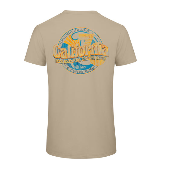 T-Shirt - Men's California Dreamin' 70's Tee