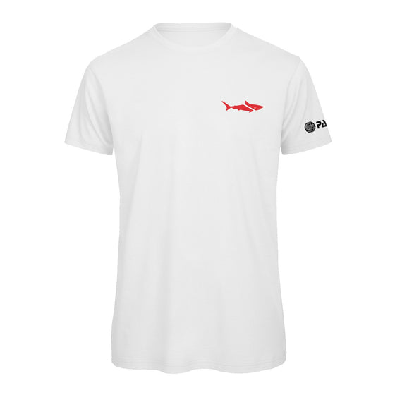 T-Shirt - PADI Dive Flag Shark