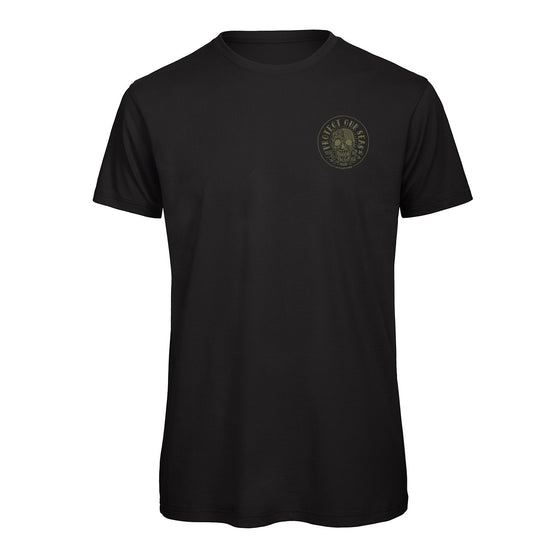 T-Shirt - Unisex Protect Our Seas Charity Tee - Black