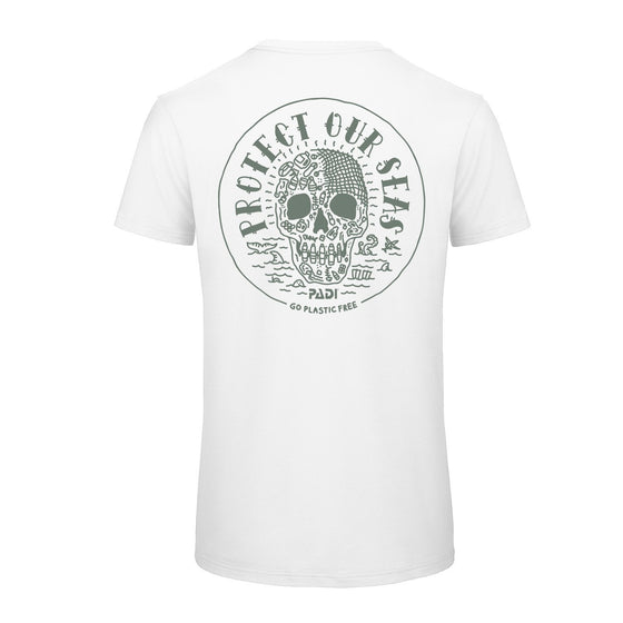 T-Shirt - Unisex Protect Our Seas Charity Tee – White