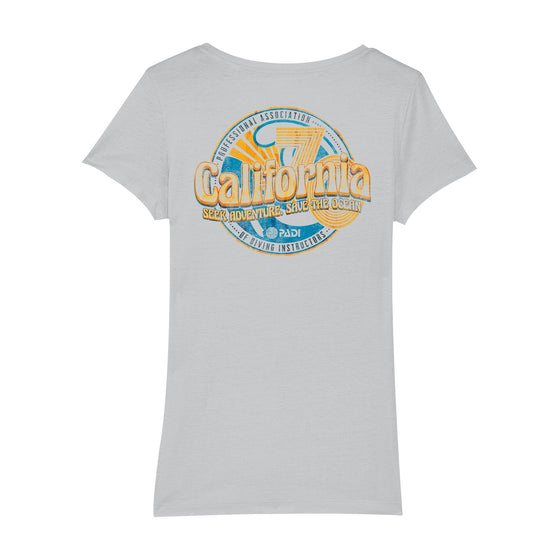 T-Shirt - Women's California Dreamin' 70's Tee