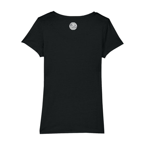 "T-Shirt - Women's ""Feeling Salty"" Tee- Black"