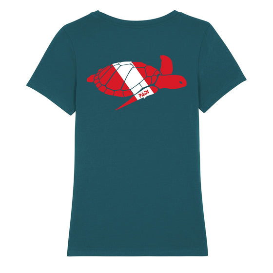 T-Shirt - Women's Turtle Tee