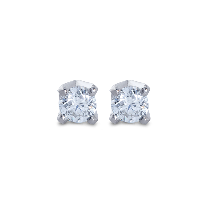 0.15ct Diamond Studs