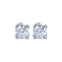 0.25ct Diamond Studs