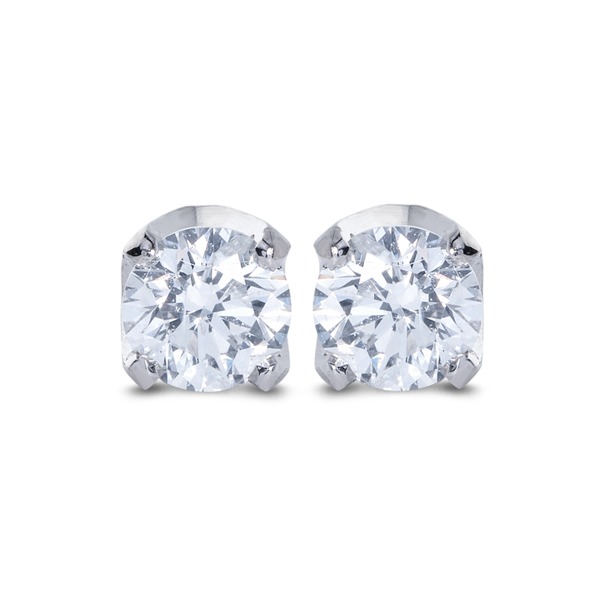 0.50ct Diamond Studs