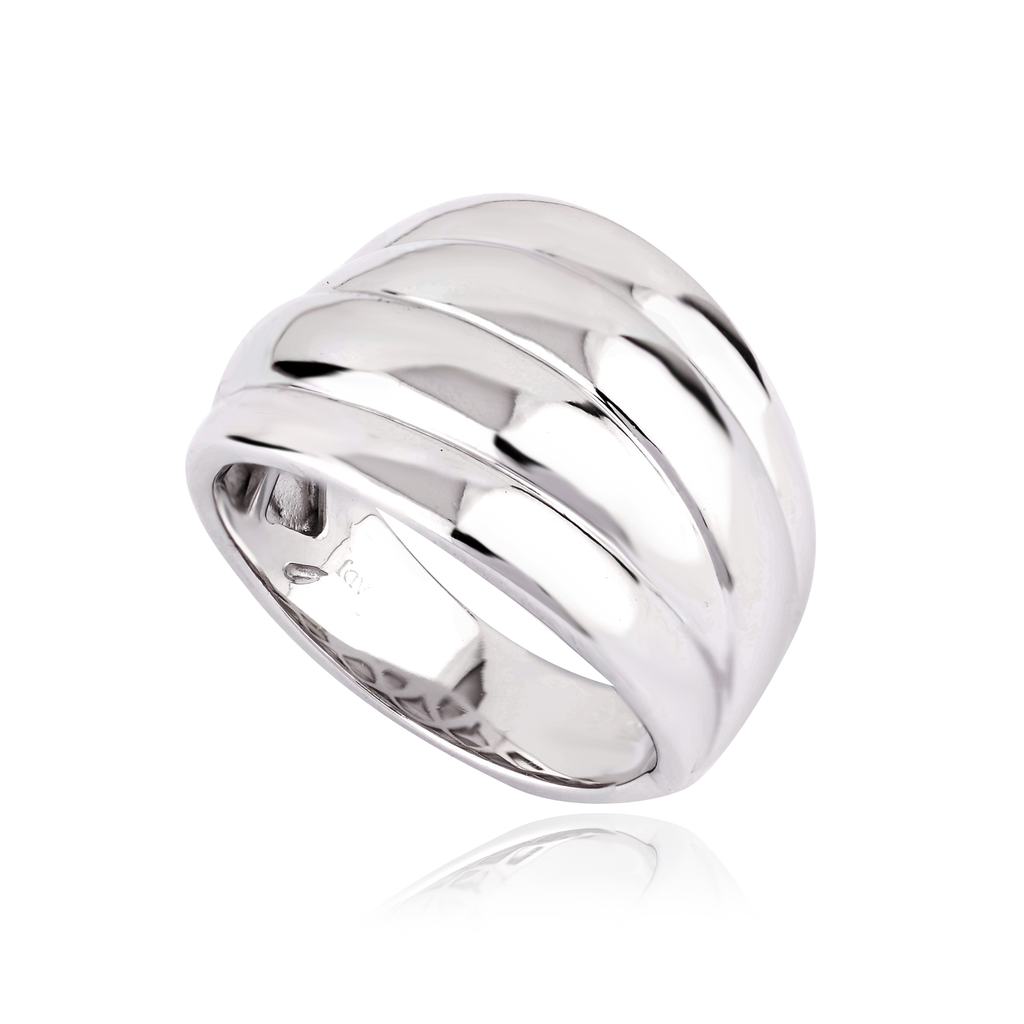 Angela Daniel Whirl Ring