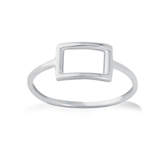 Angela Daniel Rectangle Ring