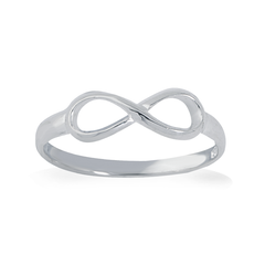 Angela Daniel Infinity Ring