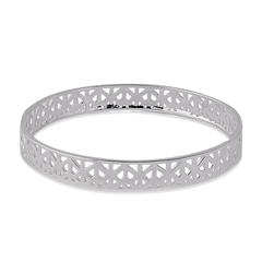 Angela Daniel Geometric Bangle