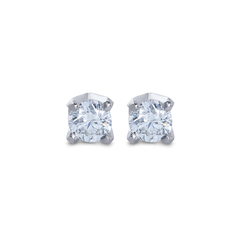 0.05ct Diamond Studs