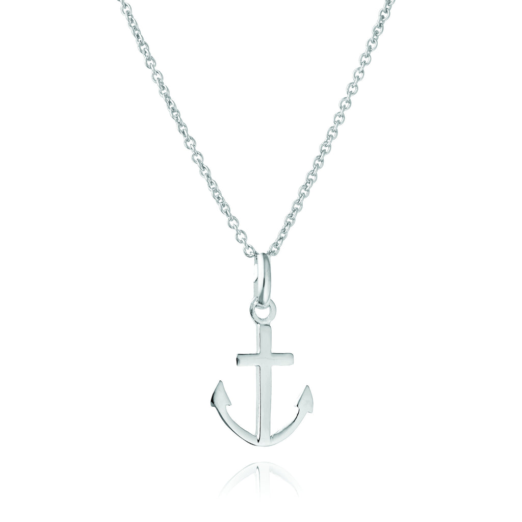 Angela Daniel Anchor Pendant