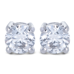 2ct Diamond Studs