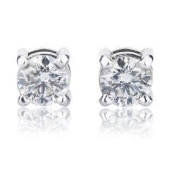 0.80ct Diamond Studs