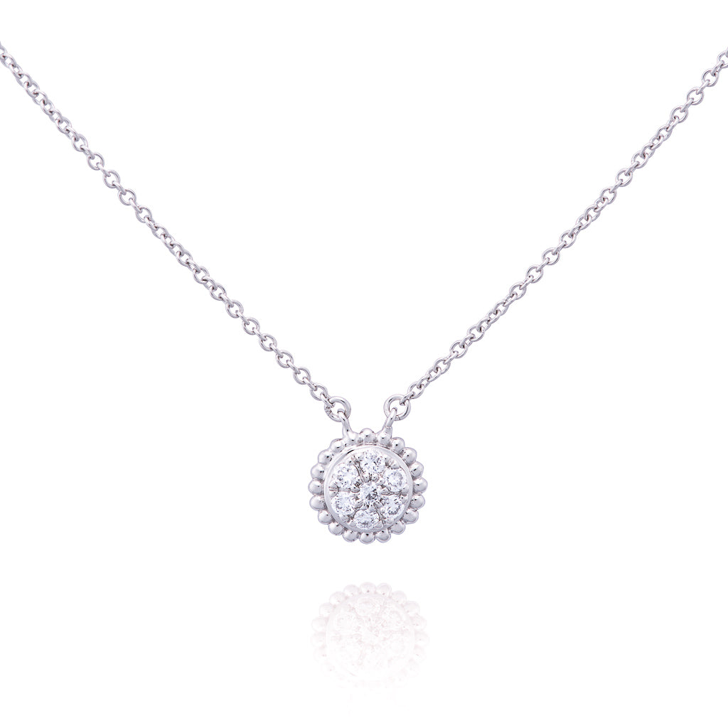 Fine Diamond Pendant