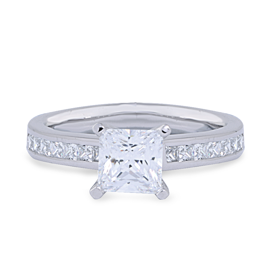 DANIELLA SETTING - .50 CT
