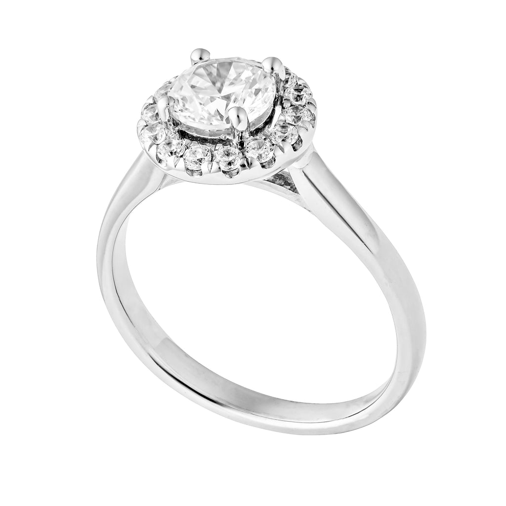 HOLLY - 0.75 CT PLAT