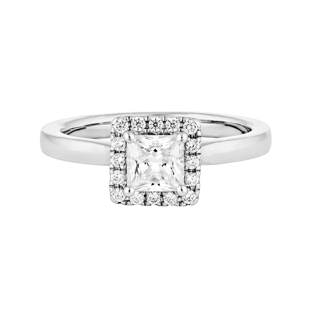 MIA - 1.00CT PLATINUM