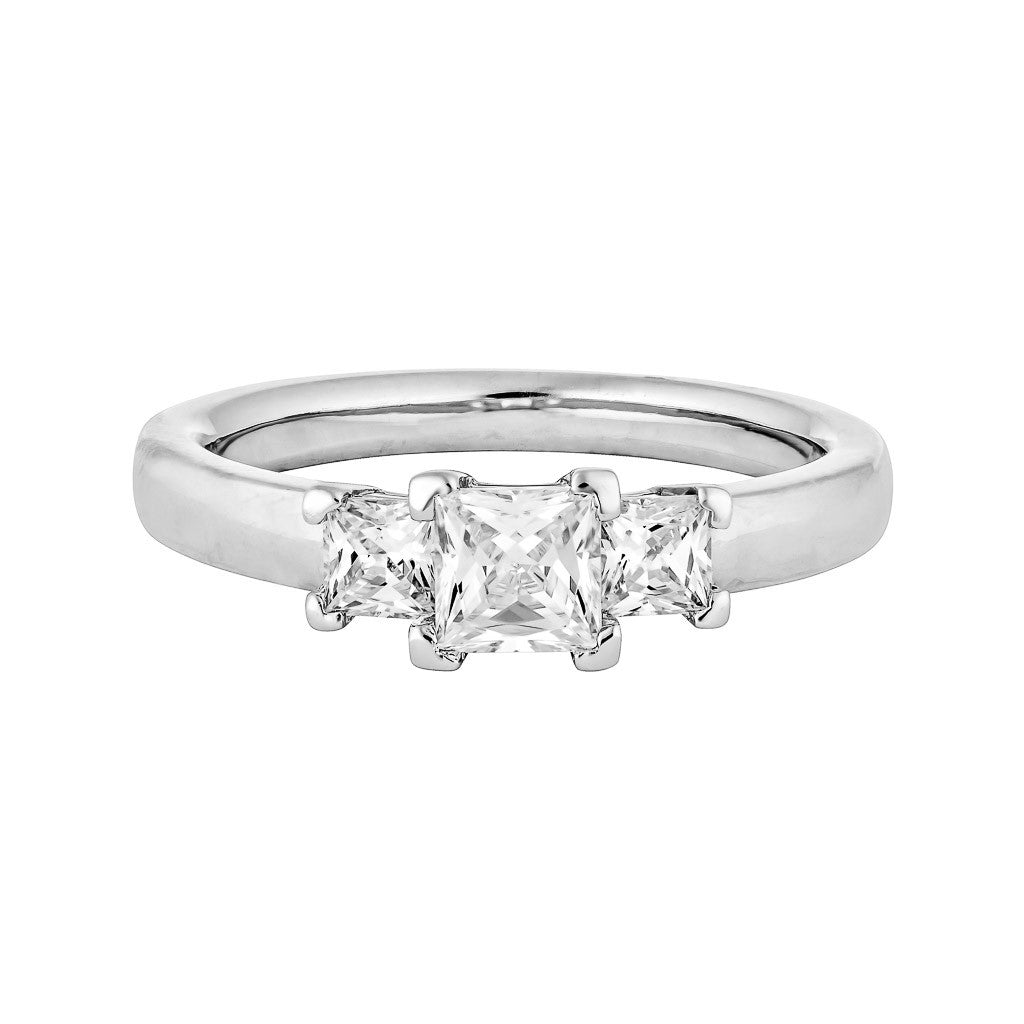 SARAH - 0.50CT PLATINUM