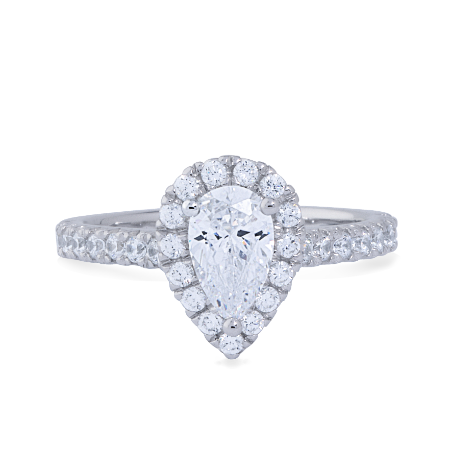 SOPHIE SETTING - 1 CT PLATINUM