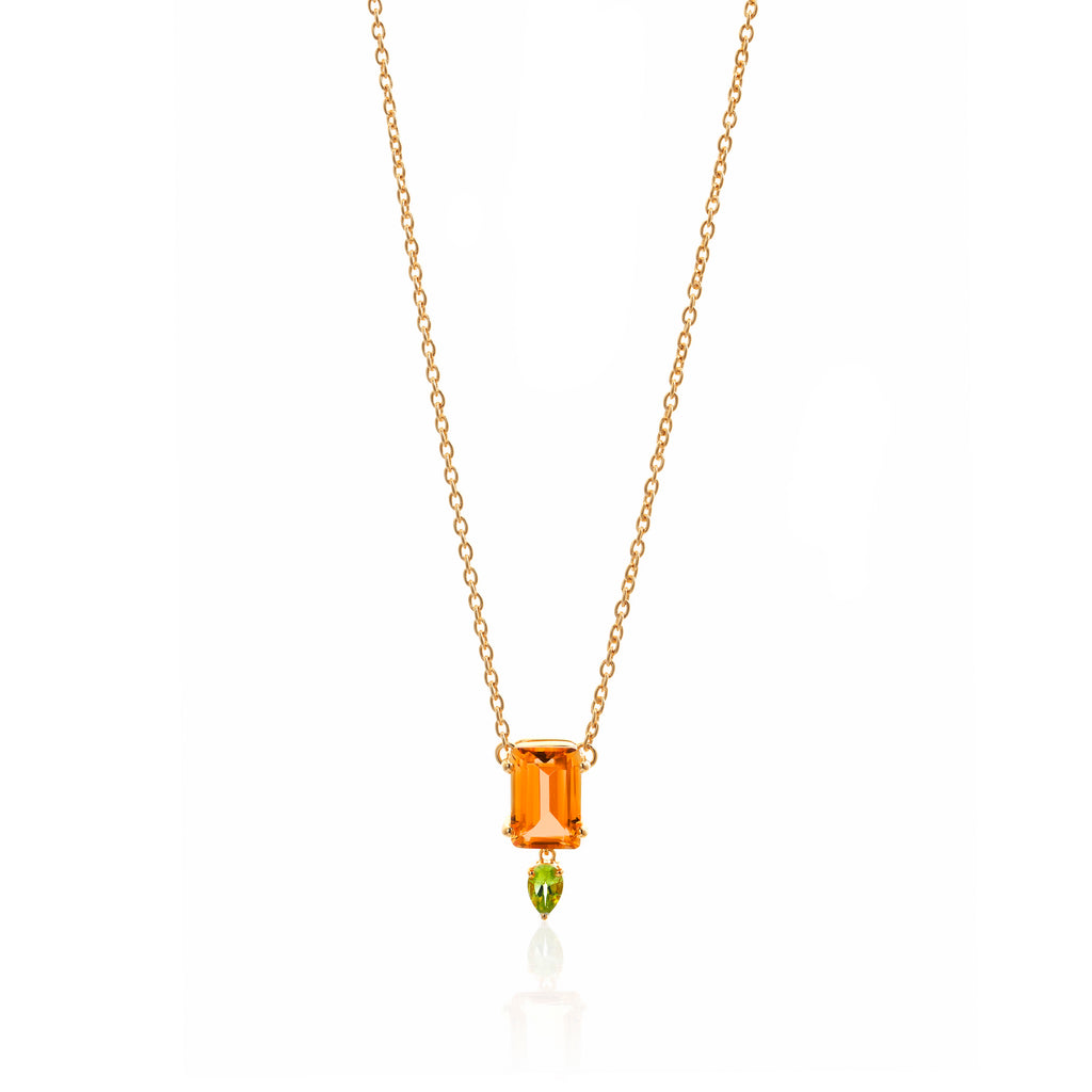 Sundowner Necklace