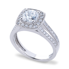 ARABELLA SETTING - 1 CT