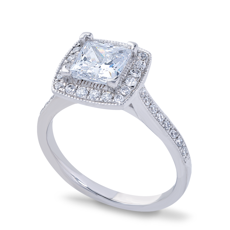 CHLOE SETTING - 1.25CT