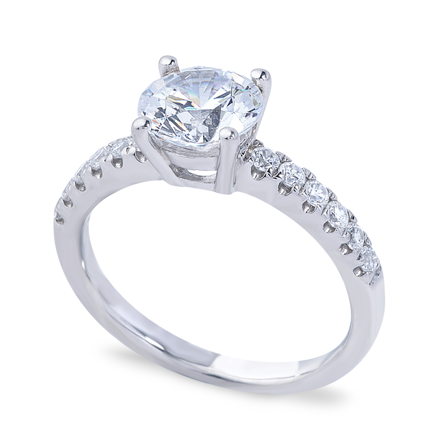 Gabriella Setting - 1ct