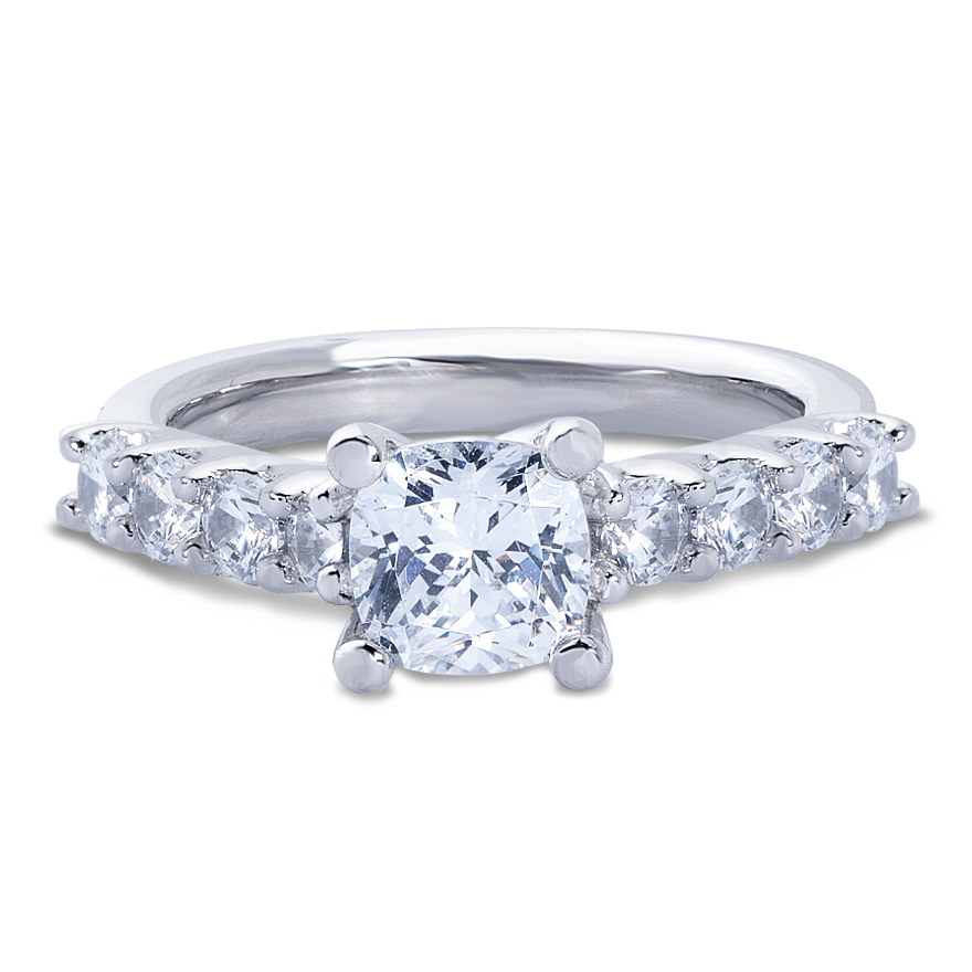 Lucinda Setting - 1ct PLATINUM