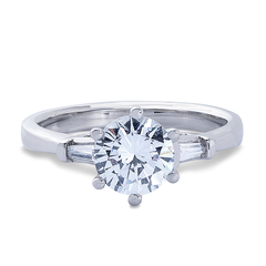 Valentina Setting - .50ct.
