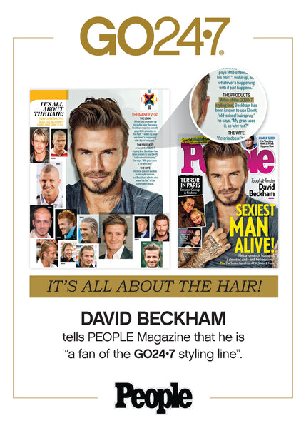David Beckham GO247 Fan