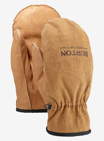 Men's Burton Work Horse Leather Mitten Fall 2020