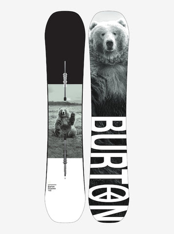Men's Burton Process Camber Snowboard Fall 2020