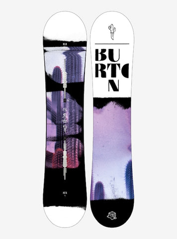 Women's Burton Stylus Flat Top Snowboard Fall 2020