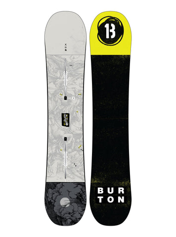 Burton Men's Descendant Snowboard Winter 2020