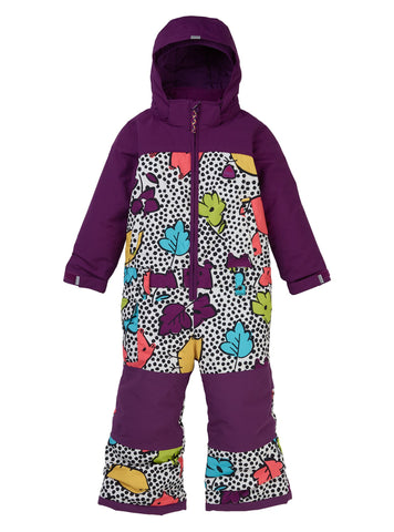 Burton Girls' Toddler Illusion One Piece Winter 2020