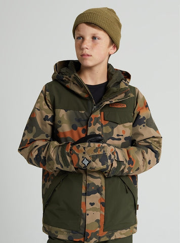 Boys' Burton Dugout Jacket Fall 2020