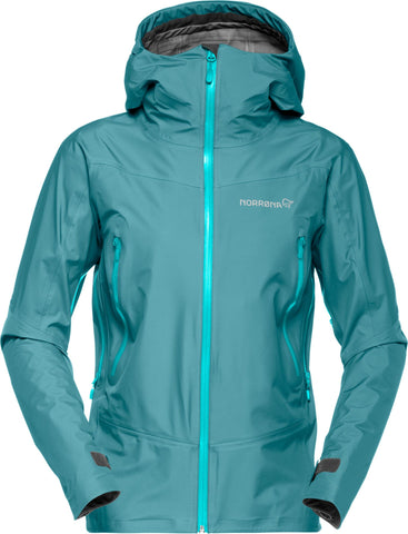 Norrona Women's Falketind Gore-Tex Jacket Winter 2017
