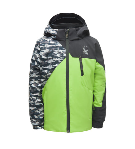 Spyder Boys Mini Ambush Jacket Winter 2018