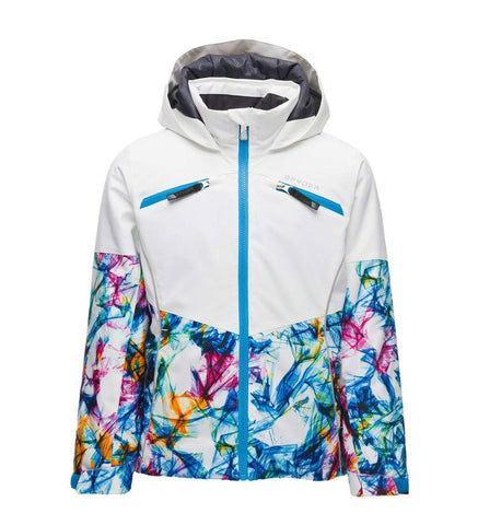 Spyder Girl's Conquer Jacket Winter 2020