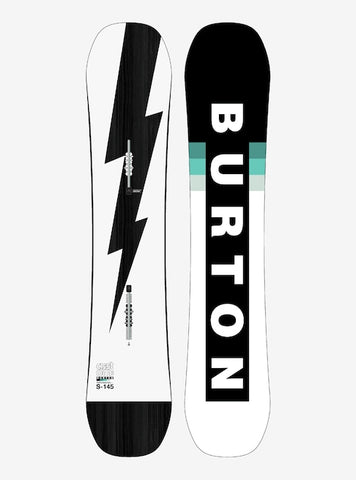 Kids' Burton Custom Smalls Camber Snowboard Fall 2020
