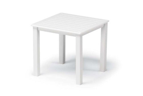 Telescope Marine Grade Polymer End Table 21″ Square  Summer 2017