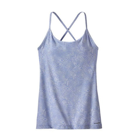 Patagonia Women's Cross Beta Tank Top Spring 2019