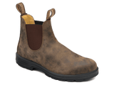 Blundstone 550 Chelsea Men's Boots Rustic Brown Summer 2020