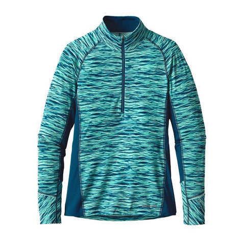 Patagonia Women's All Weather Zip Neck Summer 2017