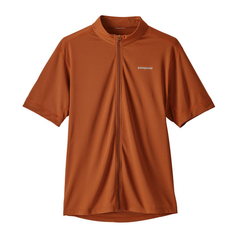 Patagonia Men's Crank Craft Bike Jersey Spring 2018