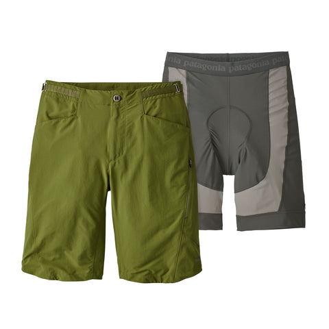 "Patagonia Men's Dirt Craft Bike Shorts - 11 1/2"" Spring 2018"