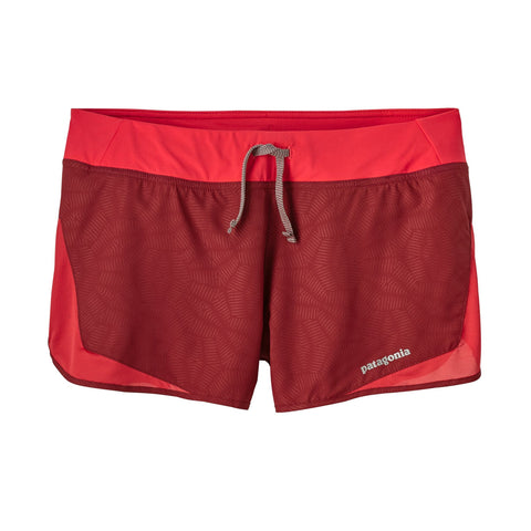 "Patagonia Women's Strider Running Shorts - 3"" Spring 2018"
